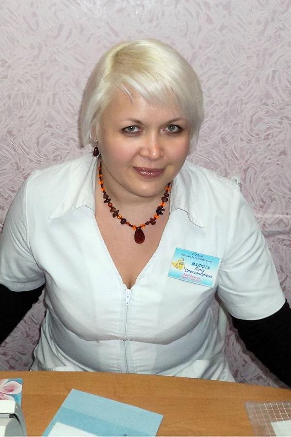 Малюта Лілія Олександрівна