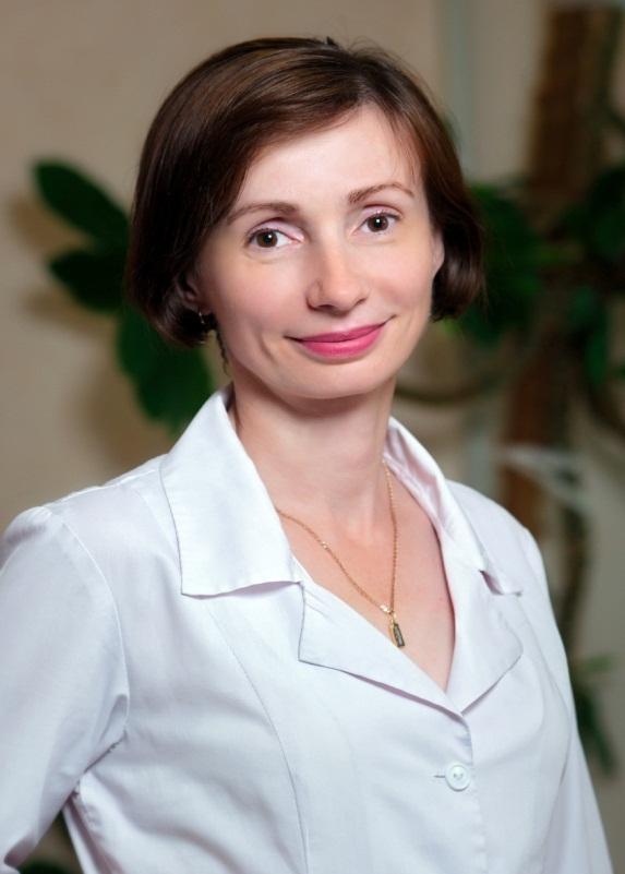 Коломієць Ольга Володимирівна
