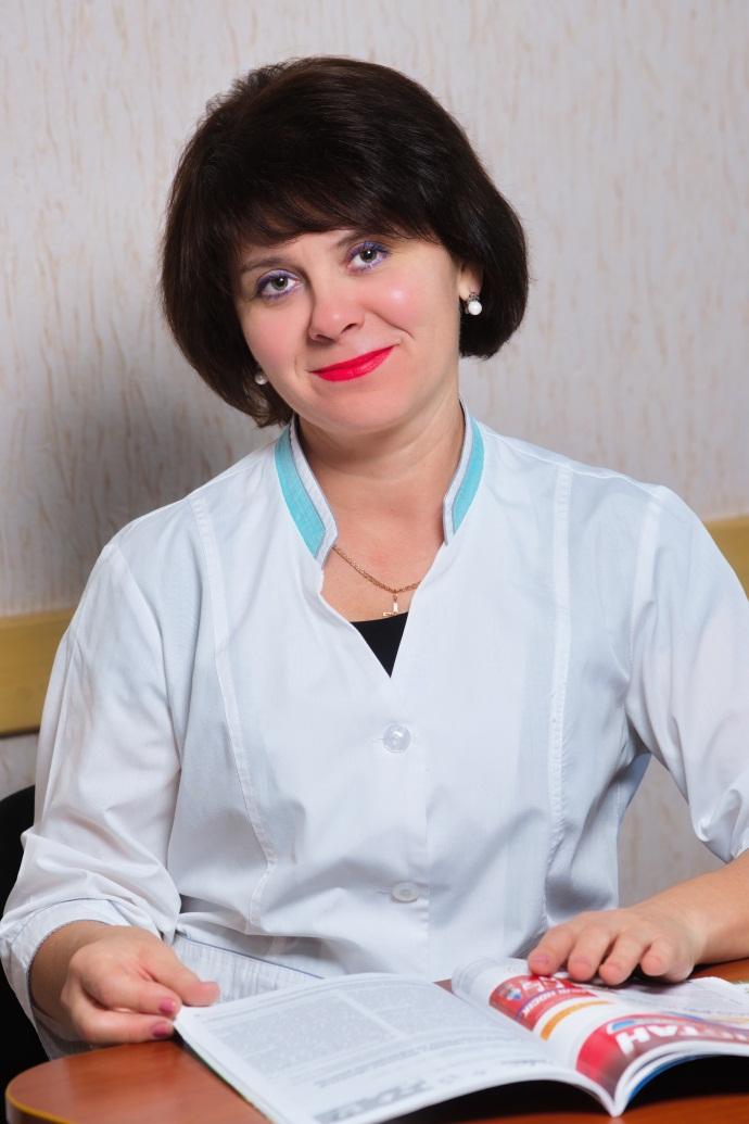 Гапієнко Ольга Іванівна