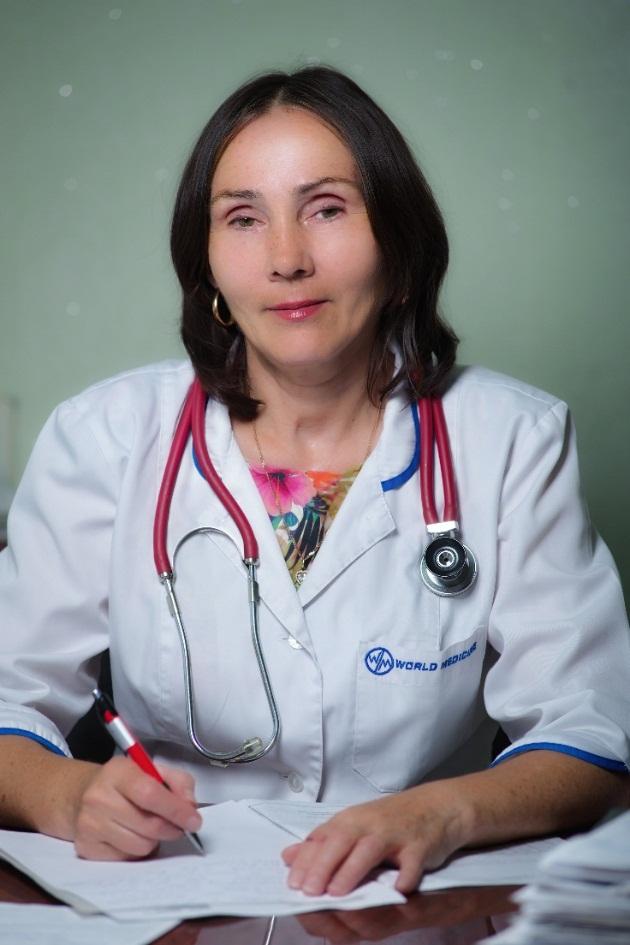Богород Олена Василівна