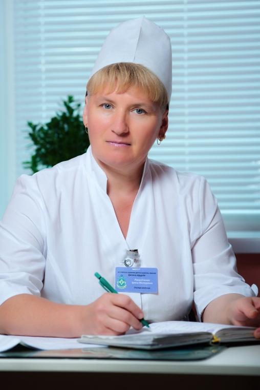 Люшніченко Ірина Вікторівна