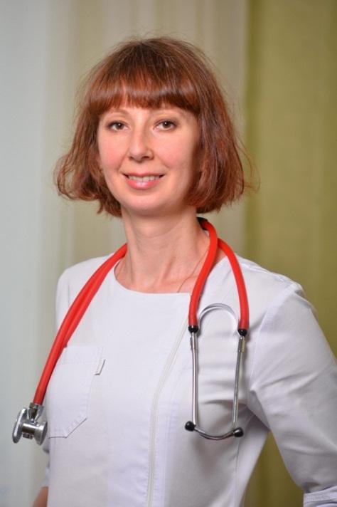 Чудна Ольга Георгіївна