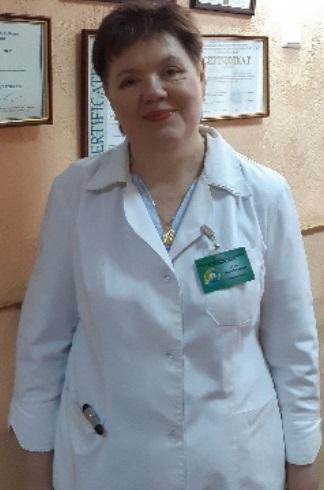 Шурба Олена Вікторівна