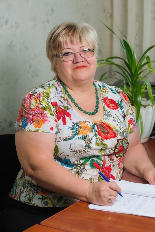 Прядко Олена Іванівна