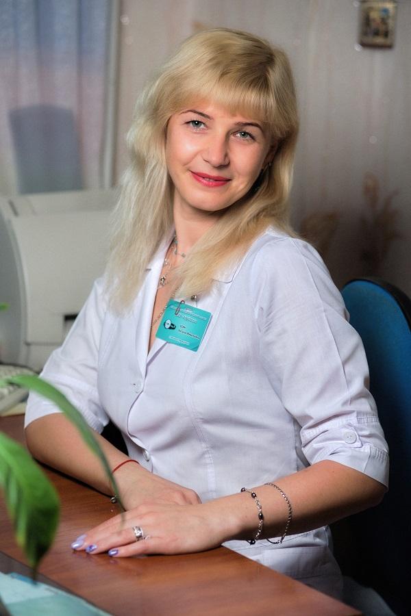Усик Наталія Миколаївна