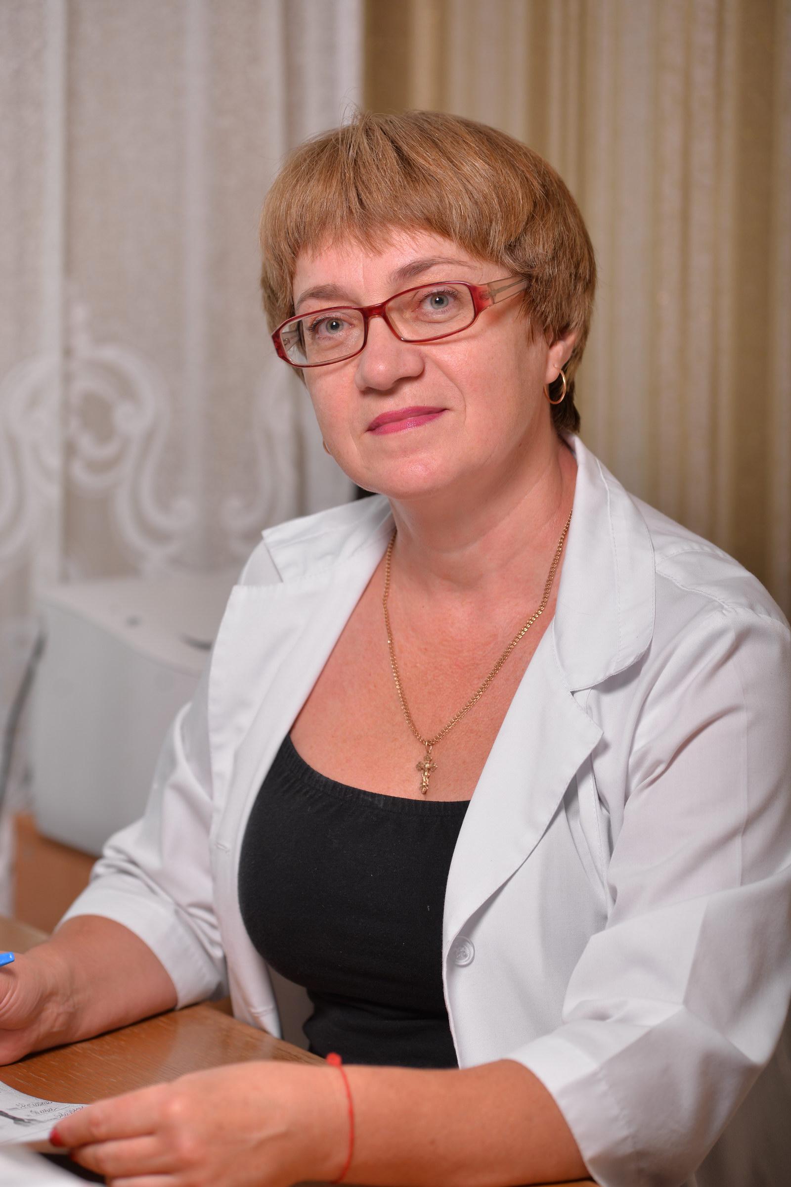 Бикова Галина Анатоліївна