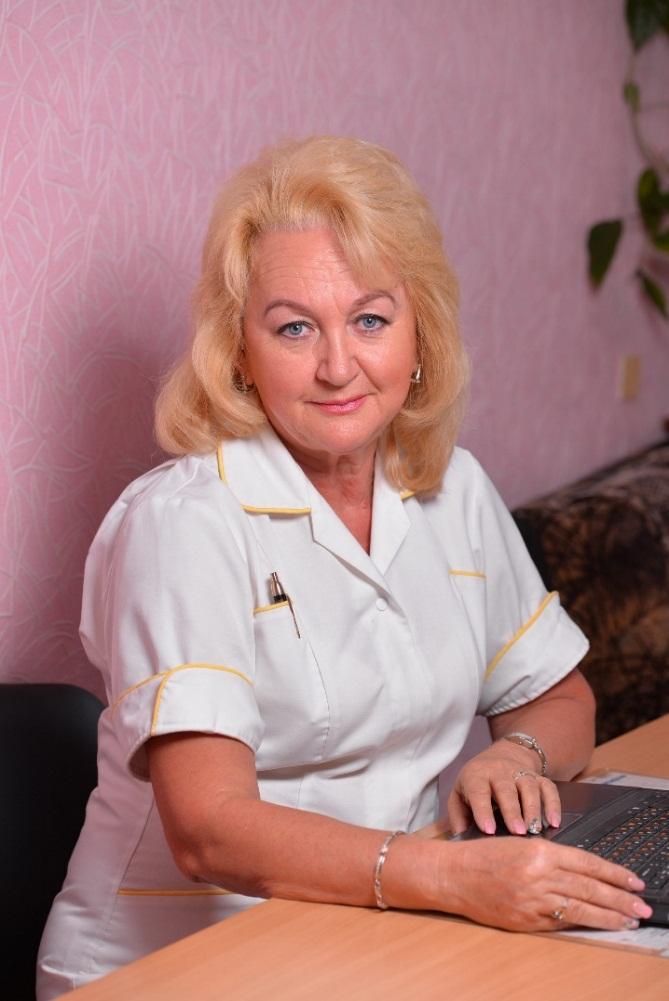 Лазоренко Ірина Олександрівна