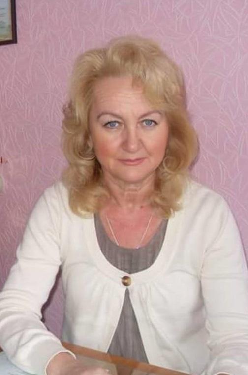 Лазаренко Ірина Олександрівна