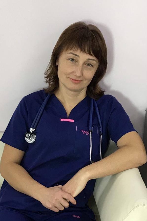 Ткаченко Юлія Анатолівна
