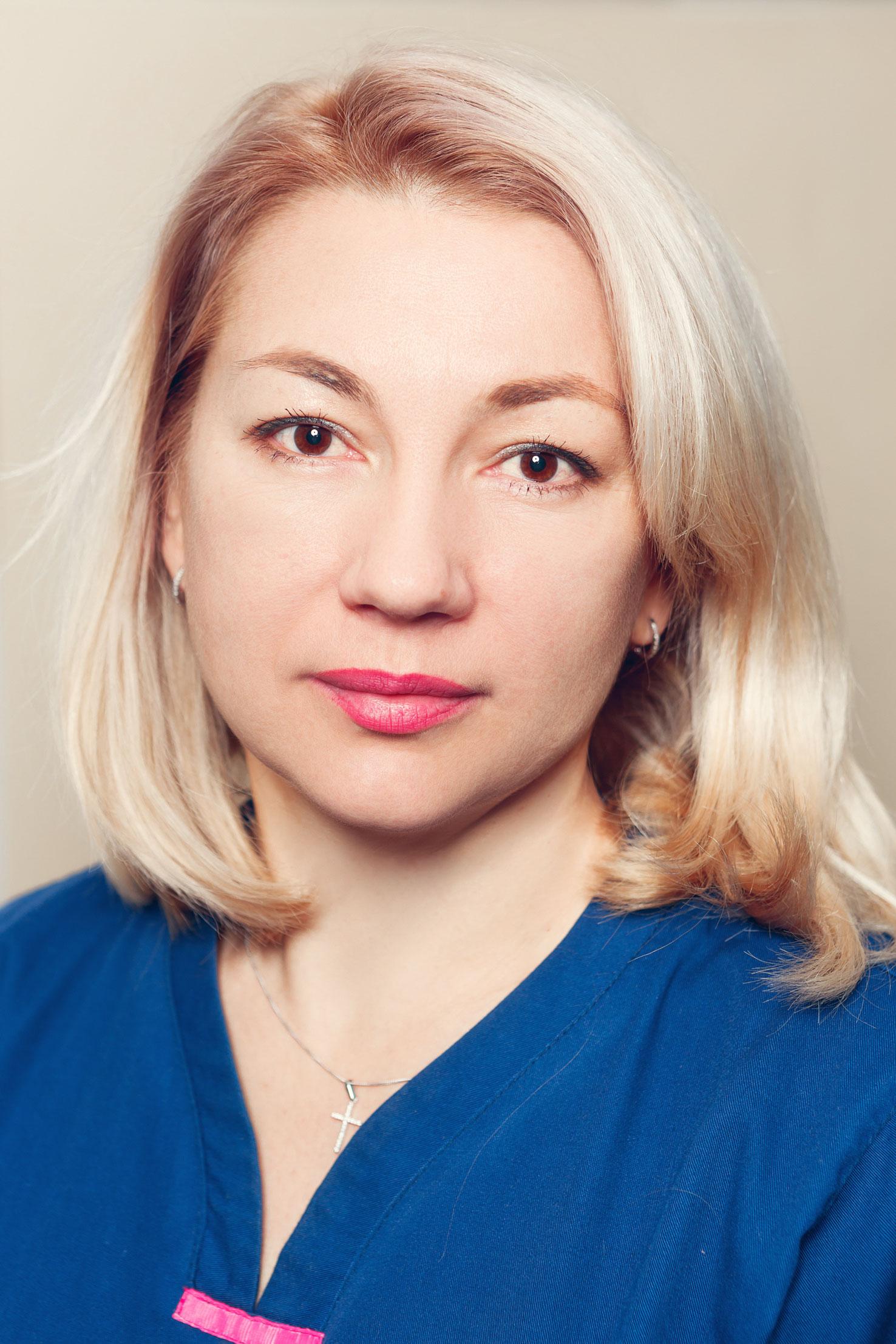 Євдошенко Поліна Леонідівна