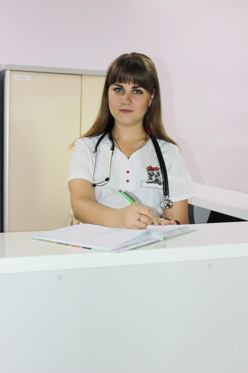 Полоус Ольга Василівна