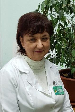 Сидоренко Любов Анатоліївна