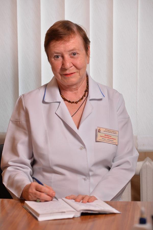 Шаброва Світлана Василівна