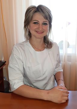 Чередниченко Надія Михайлівна